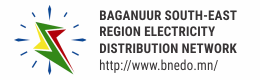 BAGANUUR SOUTH-EAST REGION ELECTRICITY DISTRIBUTION NETWORK