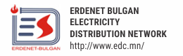 ERDENET BULGAN ELECTRICITY DISTRIBUTION NETWORK